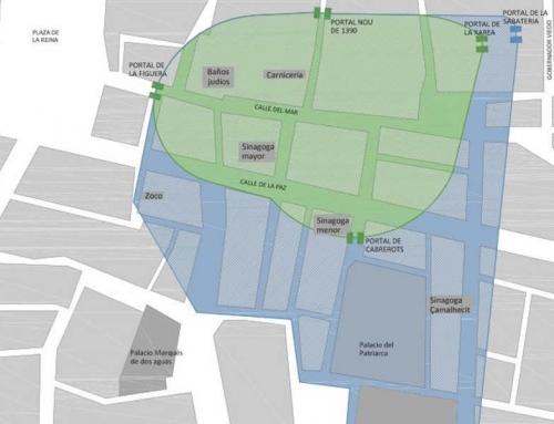 Valencia antica e medievale: il nuovo quartiere ebraico