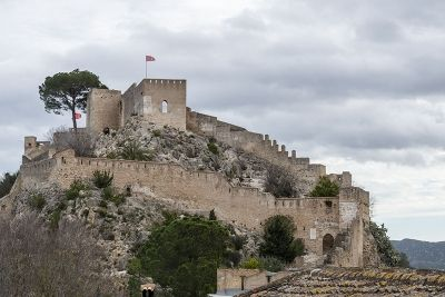 castle of the mountains