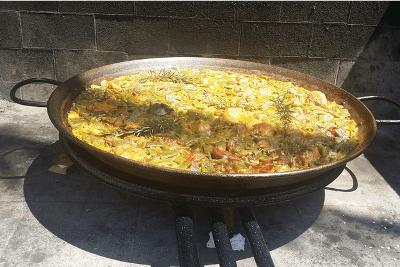 paella albufera